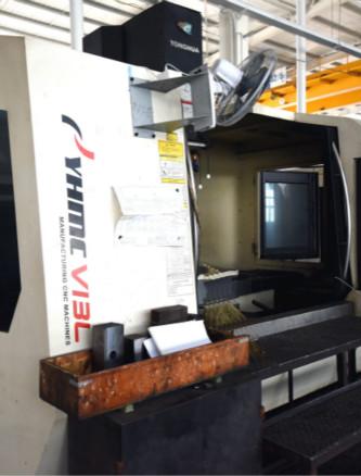 YHMC-V13L加工中心