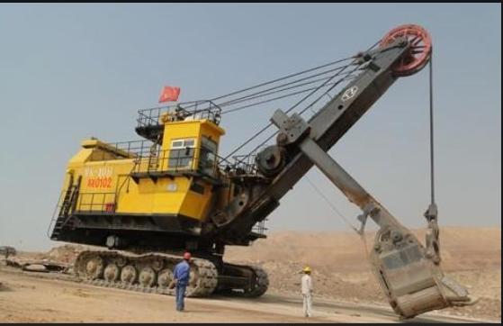 重型矿用电铲